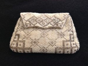 1930s Beaded Evening Purse
