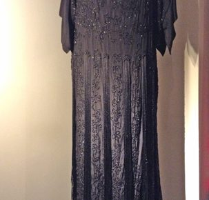 Original 1920s BeadedCocktail Dress