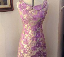 Sixties Spring Dress