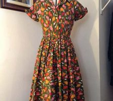 Gorgeous 1950s Dress