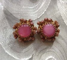 Vintage Christian Dior Earrings By Mitchel Maer
