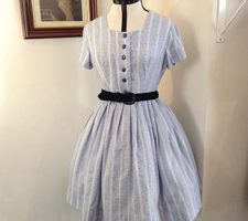 Gorgeous Vintage Summer Dress