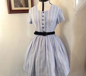 Gorgeous Vintage Summer Dress